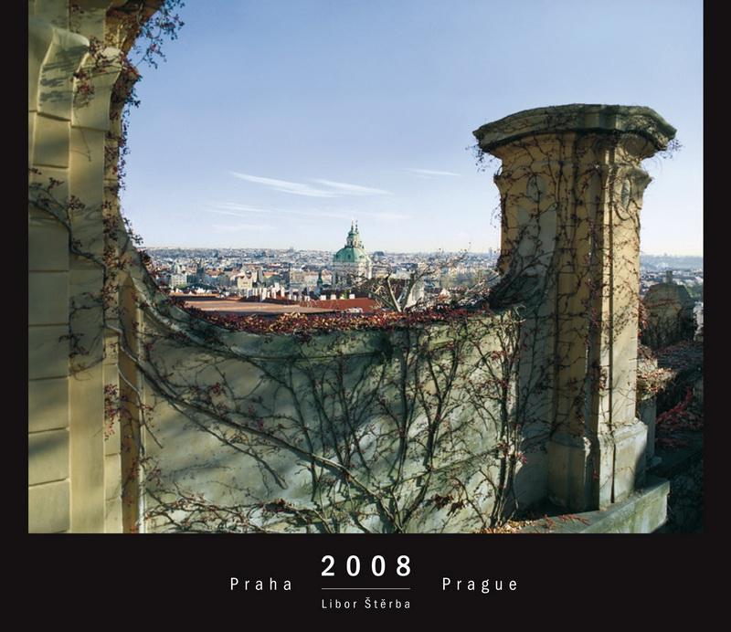 Kalendář Libor Šterba 2008